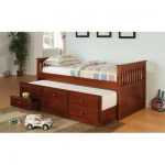 Darby Home Co Smotherman Twin Daybed with Trundle | Wayfair