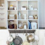 Decorating with Food, 14 Modern Kitchen Cabinets and Wall Shelves Decorating Ideas