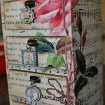 Decoupage Tutorial. A small chest that you create with special treatments can ea...