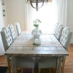 Flea Market Chic-Farmhouse Tables