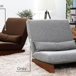 Folding Armless Recliners