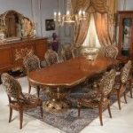 Furniture classic living room Versailles: the luxury of the Louis XVI style in t...