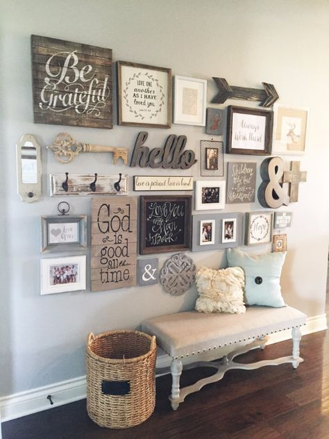 Great Wall Decor Ideas for Living Room – My Blog