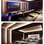 Home Theater Inspirations with Luxury Interior
