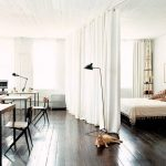 "How to Create a ""Bedroom"" in a Studio Apartment"