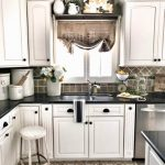 I like what they did above the sink I also have that kind of room!        A Fres...