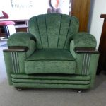 Image detail for -Art Deco Style Lounge and Chair - Chrome detail, Lounges, Desi...
