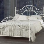 Iron bed frame queen for long lasting style - On sale near me ideas