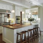 Kitchen Ideas With Island (Kitchen Island with Seating and Sink)