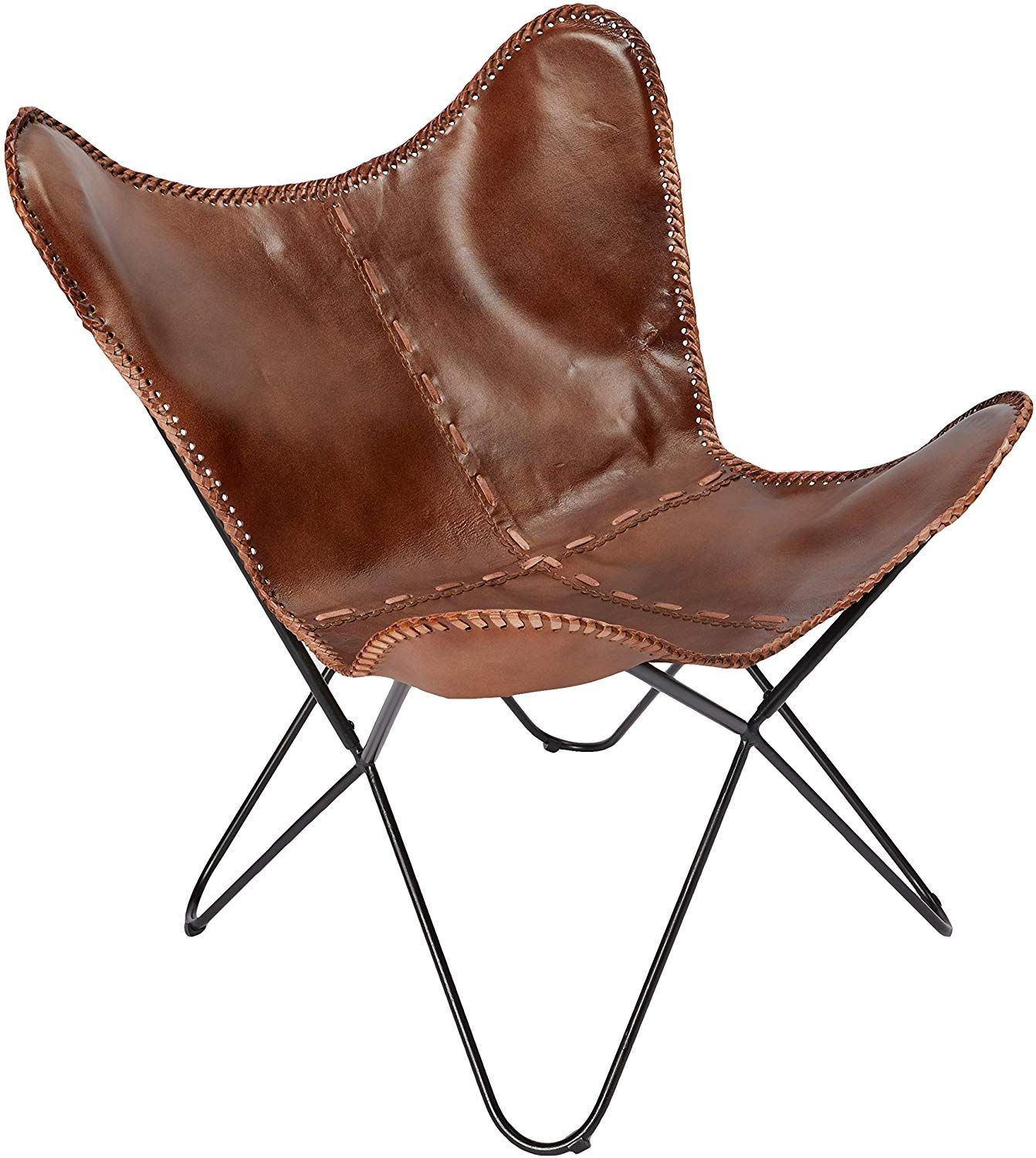 Leather Butterflay chair