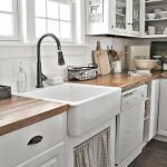 Little design elements add to the appeal of the kitchen and create a welcoming a...