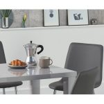 Metro Lane Petegem Dining Set with 6 Chairs | Wayfair.co.uk