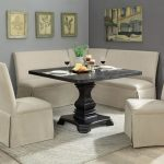 Nerissa Corner Breakfast Nook Set