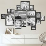 New Picture Frame Wall Ideas