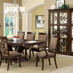 Nova Contemporary Formal Dining Table Set