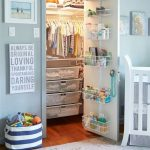 Nursery Closet Organization Ideas For The Perfectly Organized Baby Room - Involvery