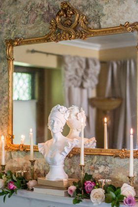 Old World Elegance on a Budget – Romantic Homes