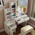 Online Shop Makeup cabinet table. The multi-function.. European makeup chair. | Aliexpress Mobile