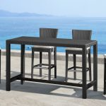 Outdoor Bar Stools And Table | Stuhlede.com