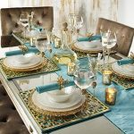 Parker Placemat - Set of 4 | Silver | Color Guide | Trends | Z Gallerie