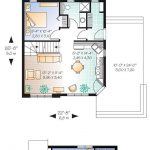 Plan 76168  Landhaus-Plan mit 2 Bett 2 Bad #bedroombalcony Plan 76168  Landhaus-...