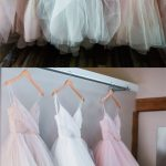 Prom Dress Classy, A-Line Spaghetti Straps Pink Asymmetrical Straps Prom Homecoming Dress Floral Bridal