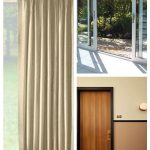 Sliding glass door curtains, Patio door curtains, Sliding door curtain, French d...