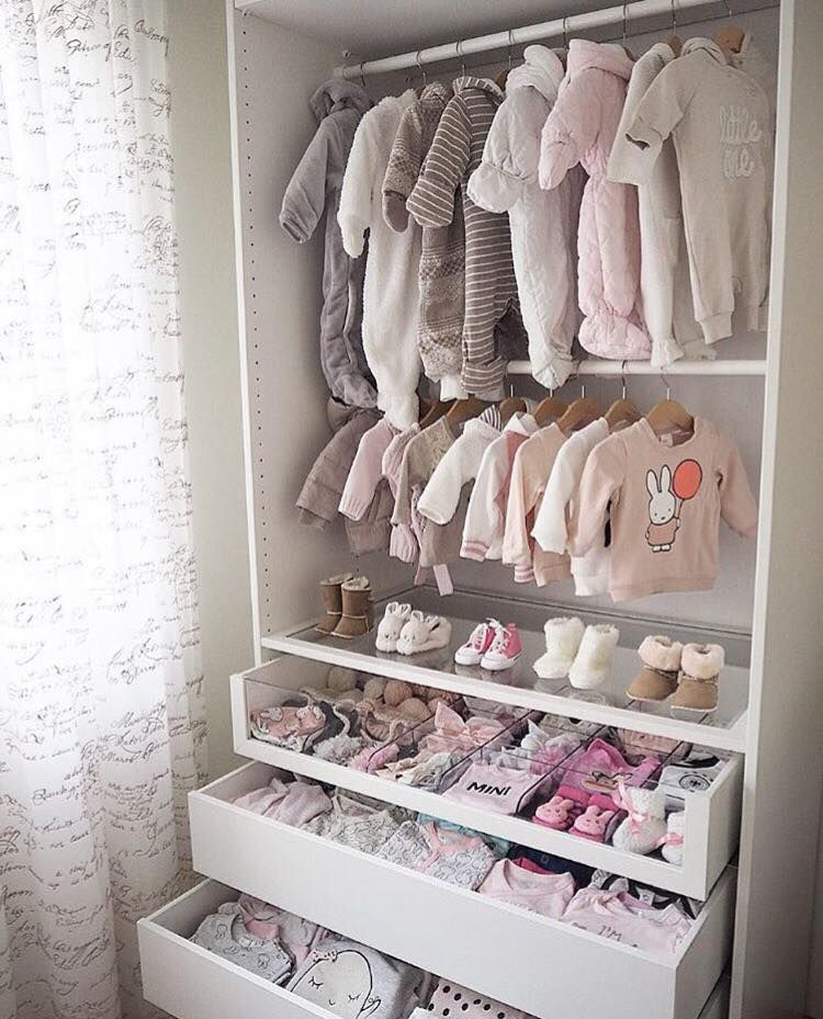 So cute! From Pax from IKEA. #baby #clothes #babyclothes #babyfashion #babyclose…