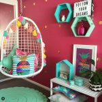 Teen / Tween Bedroom Ideas That are Fun and Cool - pickndecor.com/furniture