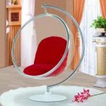 Top,bubble chair, indoor swing egg chair, space sofa, transparent sofa,Hanging B...