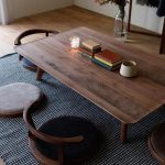 Transform the way you Dine Using Japanese-Style Dining Table