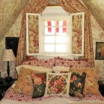.charming attic bedroom