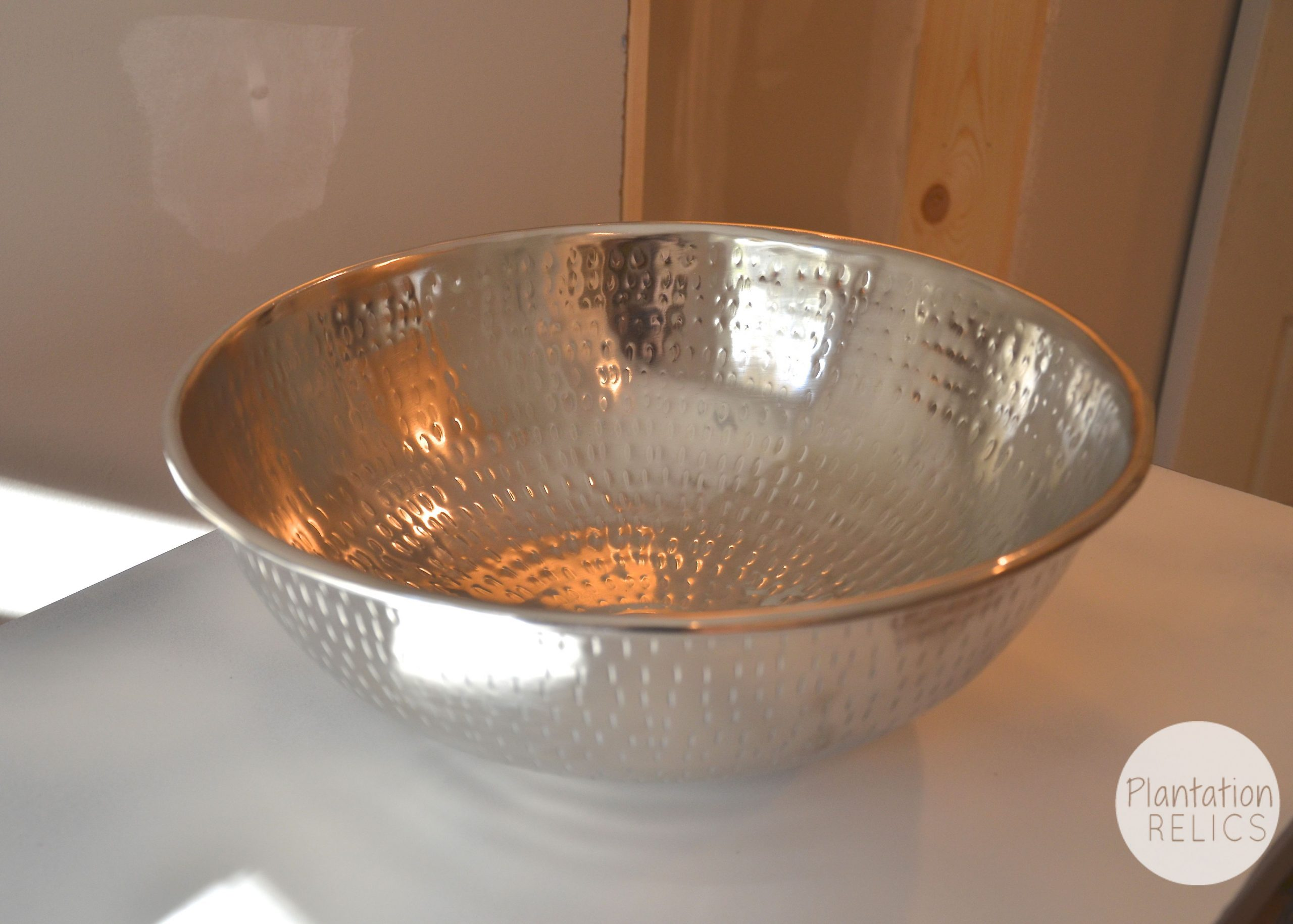 hammered copper bathroom sink – Google Search